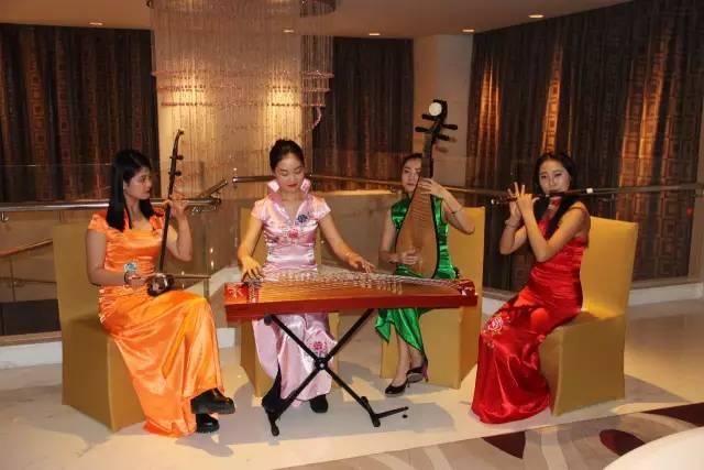 民乐四重奏伴宴